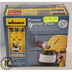 WAGNER POWER PAINTER PLUS.