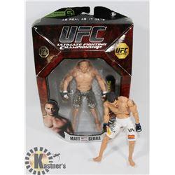 UFC 69 FIGHTER ACTION FIGURES