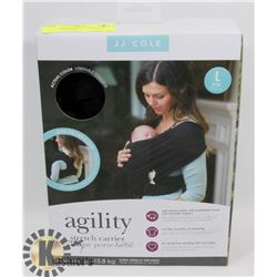 NEW JJ COLE AGILITY STRETCH CARRIER 8-35LBS