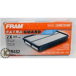 NEW FRAM EXTRA GUARD AIR FILTER CA9492