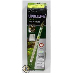 UNICLIFE TROPICAL FISH AQUARIUM HEATER