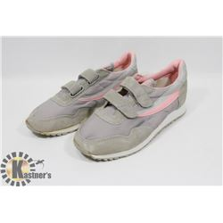 NORTH STAR GREY PINK SZ 4