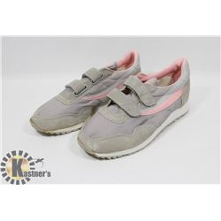 NORTH STAR GREY PINK SZ 3.5