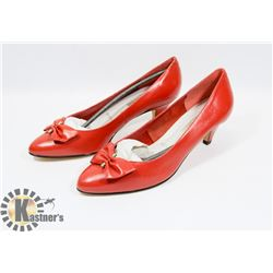 MARIE CLAIRE RED SZ 6