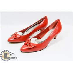 MARIE CLAIRE RED SZ 8