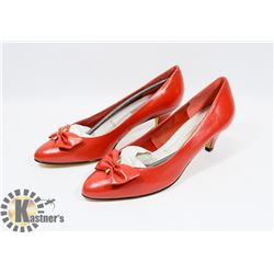 MARIE CLAIRE RED SZ 10