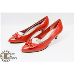 MARIE CLAIRE RED SZ 7