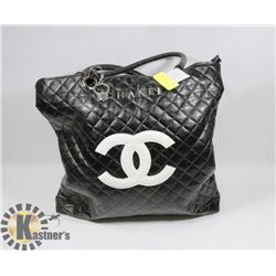 REPLICA  CHANEL QUILTED STYLE TOTE
