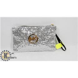 REPLICA MICHAEL KORS SILVER SEQUENCE WRISTLET