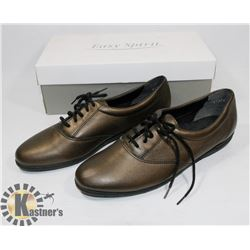 EASY SPIRIT OLD GOLD LEATHER SZ 7.5