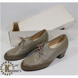GEORGETTE TAUPE SZ 5.5