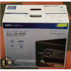 BROTHER ALL IN ONE PRINTER MFC-J49DW