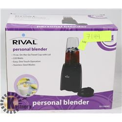 RIVAL PERSONAL BLENDER
