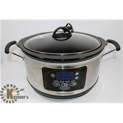 HAMILTON BEACH SLOW COOKER AND PROBE