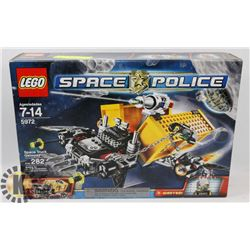 FACTORY SEALED LEGO SPACE POLICE