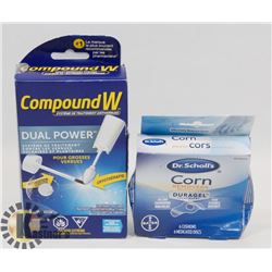 BAG OF COMPOUND W AND MORE