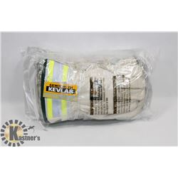 BUNDLE OF 12 SUPERIOR WORK GLOVES SEWN WITH
