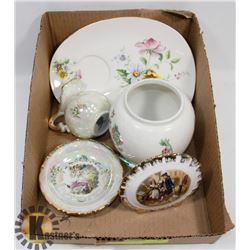 VINTAGE MADE IN ENGLAND CHINA
