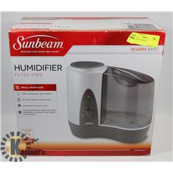 SUNBEAM HUMIDIFIER.