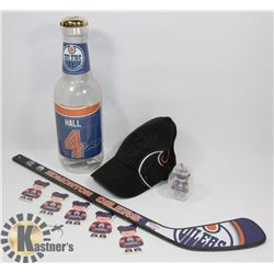 OILERS COLLECTIBLES BIN