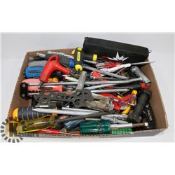 FLAT OF HAND TOOLS