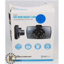 SCOSCHE HD 1080P COMPACT DASH CAMERA