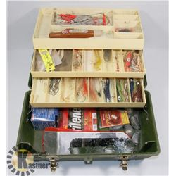 FISHING BOX WITH LURES