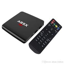 NEW A95X 4K ULTRA HD TV BOX