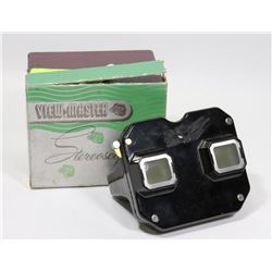 VINTAGE VIEWMASTER IN ORIGINAL BOX.