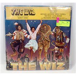 THE WIZ LP STILL SEALED - DIANA ROSS, MICHAEL