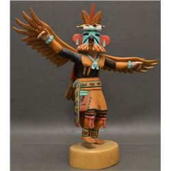 HOPI INDIAN KACHINA (FLOYD NUTUMYA)