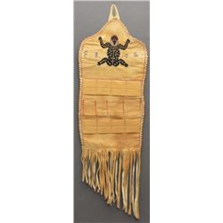 TLINGIT INDIAN WALL HANGING