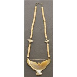 ZUNI INDIAN FETISH NECKLACE (BERNARD HOLMER)