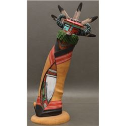 HOPI INDIAN KACHINA (CRECIDA JUNE)