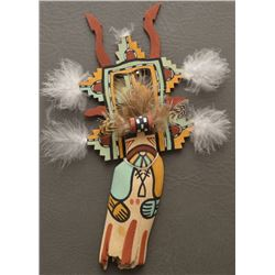 HOPI INDIAN KACHINA (VERNON LABAN)