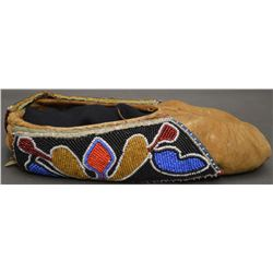 PRAIRIE INDIAN MOCCASIN