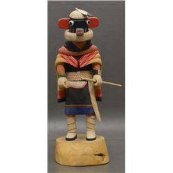HOPI INDIAN KACHINA (R. NASE, JR)