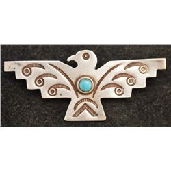 NAVAJO INDIAN PIN