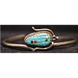 ZUNI INDIAN BRACELET (BEV ETSATE)