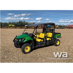 2012 JOHN DEERE 550XUV SIDE BY SIDE ATV