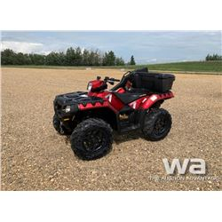 2013 POLARIS 550 ATV
