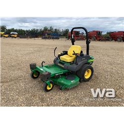 JOHN DEERE 757 ZERO TURN LAWN MOWER