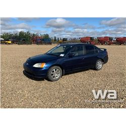 2003 HONDA CIVIC CAR