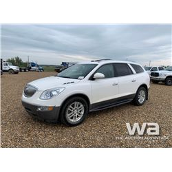 2009 BUICK ENCLAVE CX 4-DOOR SUV
