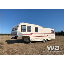1990 SECURITY 5TH WHEEL TRAVEL TRAILER