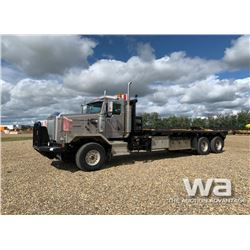 2007 KENWORTH C500 T/A BED WINCH TRUCK
