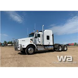 2015 KENWORTH T800 T/A TRUCK TRACTOR