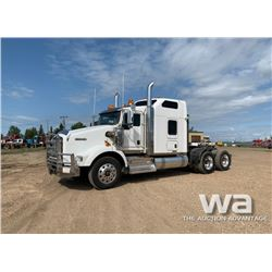 2011 KENWORTH T800 T/A TRUCK TRACTOR