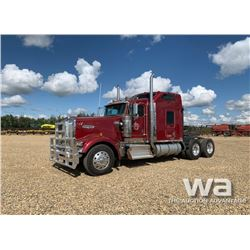 2006 KENWORTH W900 T/A TRUCK TRACTOR