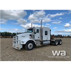 2006 KENWORTH T800B T/A TRUCK TRACTOR